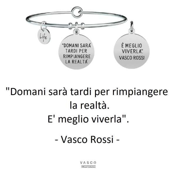 comprare on line 9c44a 74aec KIDULT - BRACCIALE GABRI | VASCO ROSSI