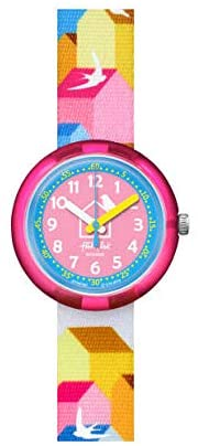 Flik Flak orologio CASITAS City Of Life 32mm FPNP067