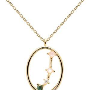 PDPAOLA - Collana Ariete - Argento Sterling 925 Placcato in Oro 18 carati - Gioielli per Donna
